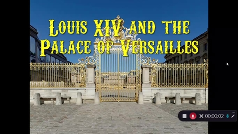 Thumbnail for entry Louis XIV and the Palace of Versailles