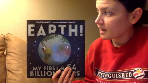 Thumbnail for entry Earth! My First 4.54 Billion Years