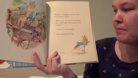 Thumbnail for entry Peter Rabbit 2/2 🐇