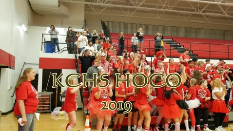 Thumbnail for entry Kent City High School Homecoming Highlights 2019