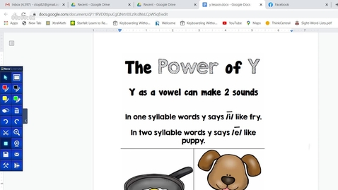 Thumbnail for entry y as a vowel