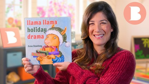 Thumbnail for entry Llama Llama Holiday Drama - Read Aloud Picture Book | Brightly Storytime