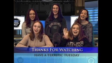 Thumbnail for entry VikingVisionNews 12-17-2019 #577