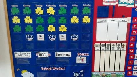 Thumbnail for entry Friday Calendar