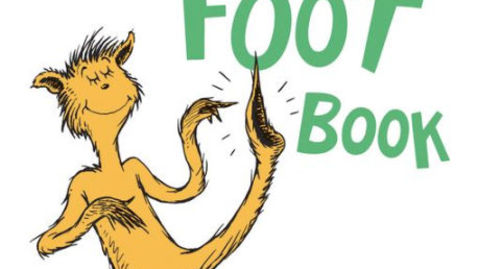Thumbnail for entry The Foot Book by Dr. Seuss