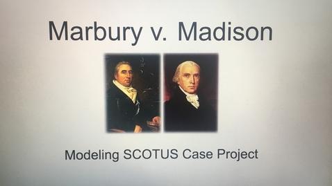 Thumbnail for entry Mr. O the History Pro - Marbury v. Madison