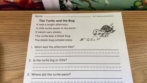 Thumbnail for entry 1st Grade PHONICS - Thursday, May 7