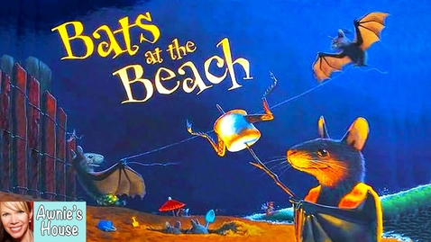 Thumbnail for entry 🦇 Kids Book Read Aloud: BATS AT THE BEACH by Brian Lies