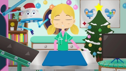 Thumbnail for entry Dr. Poppy's Pet Rescue: Rudolph Visits