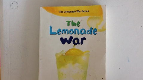 Thumbnail for entry The Lemonade War Chapter 12