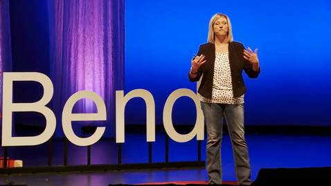Thumbnail for entry What Kids Have To Say About Bullying And How To End It | Tina Meier | TEDxBend