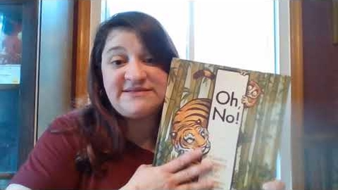 Thumbnail for entry Oh No! By Candace Fleming