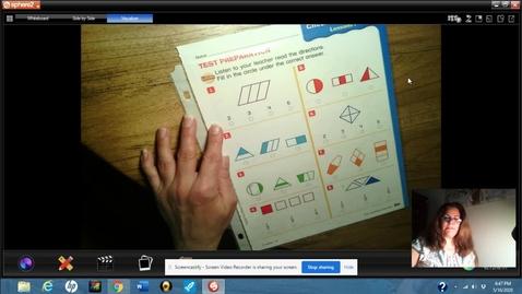 Thumbnail for entry Thursday Math Video-Check Your Progress pg. 561-562