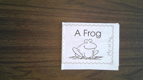 Thumbnail for entry Thursday A Frog reading