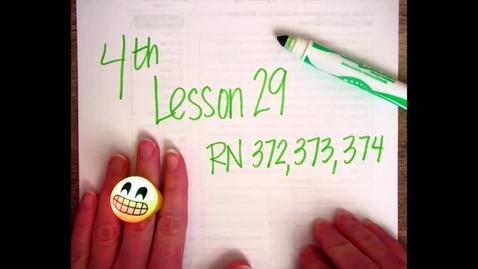 Thumbnail for entry 4.29 Spelling