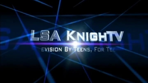 Thumbnail for entry LSA KnighTV - 10-30-19
