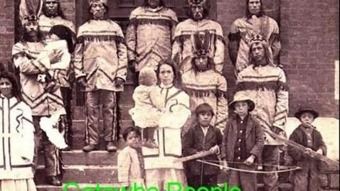 Thumbnail for entry Catawba Tribe