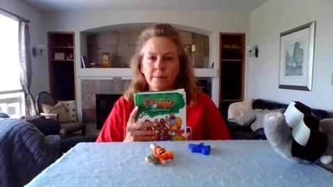 Thumbnail for entry 5/11/20/Miss Nancy Bible