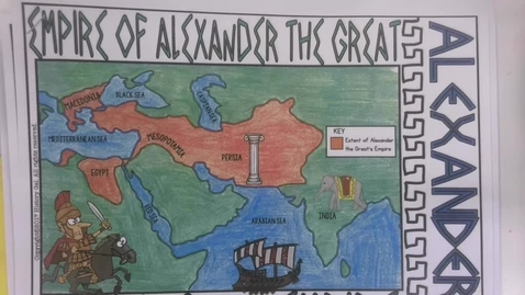 Thumbnail for entry 6th Grade Social Studies - Alexander's Empire and Hellenistic Culture - Thursday - May 7