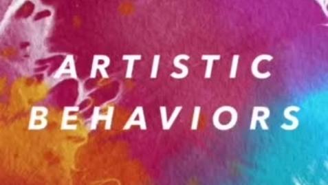 Thumbnail for entry Artistic Behaviors