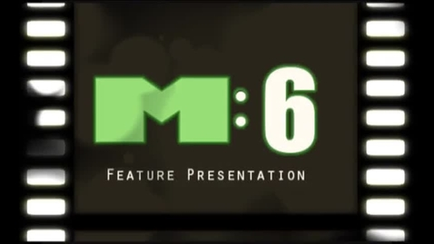 Thumbnail for entry M:6 - Colby Maynard