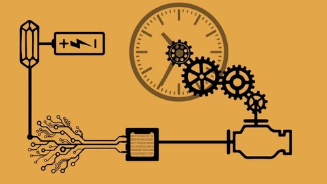 Thumbnail for entry TimeLine - A Brief Introduction To The History Of Timekeeping Devices