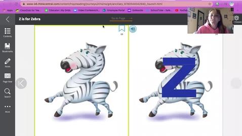 Thumbnail for entry letter z