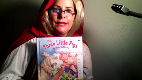 Thumbnail for entry Read Aloud - The Three Little Pigs