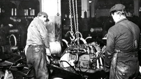 Thumbnail for entry Henry Ford's assembly line turns 100