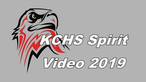 Thumbnail for entry KCHS Spirit Video 2019