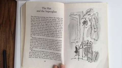 Thumbnail for entry Matilda: The Hat and the Superglue