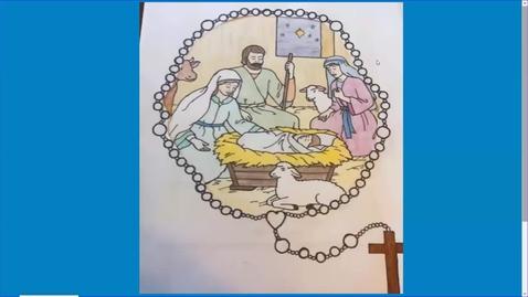 Thumbnail for entry The 3rd Joyful Mystery