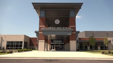 Thumbnail for entry Tour of the new Collierville High School