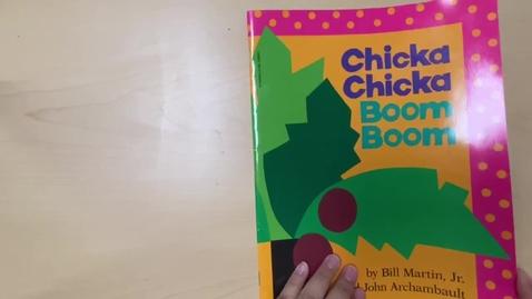 Thumbnail for entry Chicka Chicka Boom Boom Read Aloud