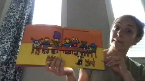 Thumbnail for entry The Thankful Book by Todd Parr