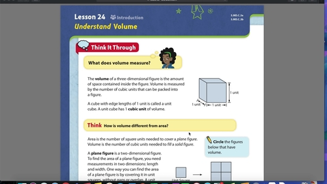 Thumbnail for entry Math Week 5