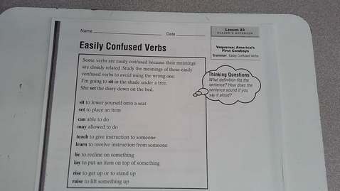 Thumbnail for entry grammar 5.23