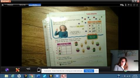 Thumbnail for entry Thursday, Math Video pg. 167-168