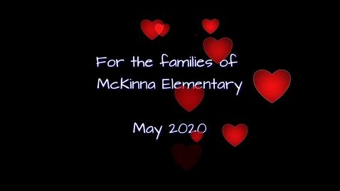 Thumbnail for entry McKinna English video