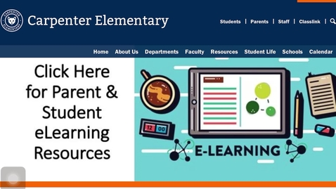 Thumbnail for entry Parent Resources Video