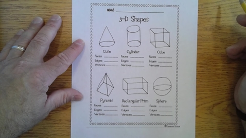 Thumbnail for entry Math 3D Shapes