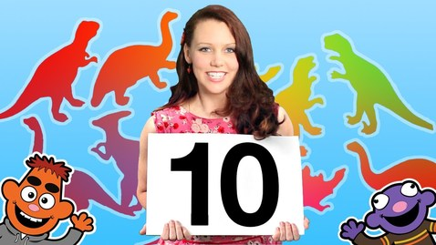 Thumbnail for entry Count to 10 | Counting Song for Kids | Pancake Manor