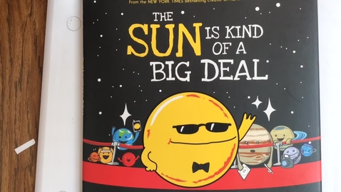 Thumbnail for entry The Sun is Kind of a Big Deal
