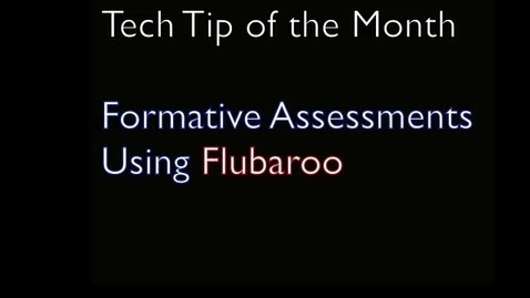 Thumbnail for entry Formative Assessments made Easy