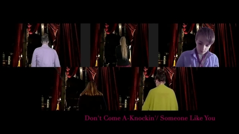 Thumbnail for entry Newsies - Don't Come a-Knockin'/Someone Like You - Scene #5B