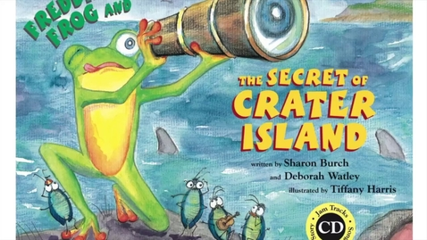 Thumbnail for entry Freddie the Frog and the Secret of Crater Island