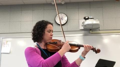 Thumbnail for entry Ode to Joy- cello