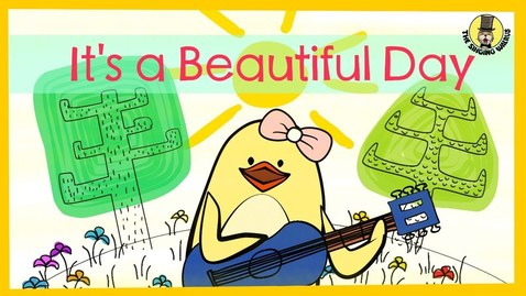 Thumbnail for entry The Singing Walrus | It's a Beautiful Day