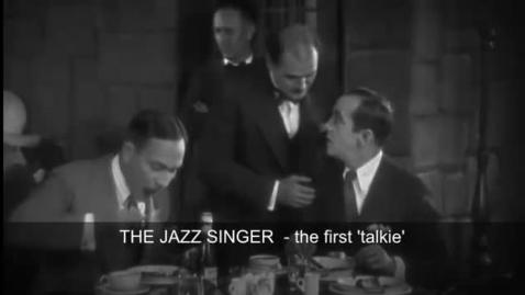 Thumbnail for entry JazzSinger