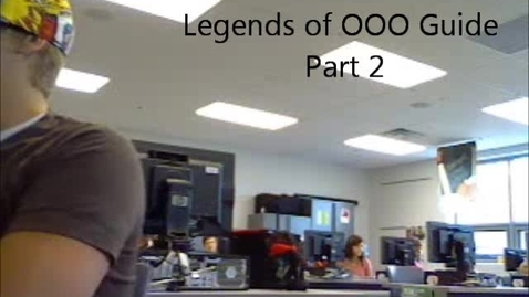 Thumbnail for entry JHS screencast adventure time the ledgends of ooo part 2 (GG)